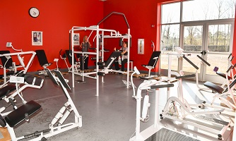 mike daniel recreation center gym - menu facilities image