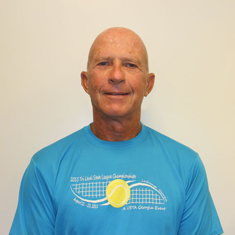 Bill Champion, Tennis Manager