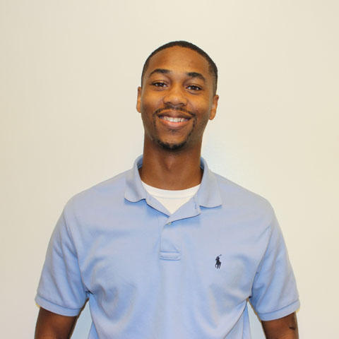Devin Hardy - Griggs Recreation Specialist