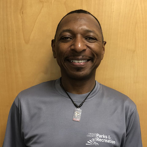 Darryl Holsey, Athletic Coordinator
