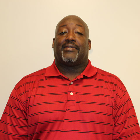 Greg Hall, Griggs Recreation Ctr Mgr